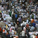 الزيادة السكانية والامن الغذائي